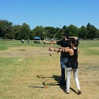 Photo taken at El Dorado Park Archery Range by Lubert T. on 7/20/2014