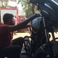 Photo taken at kalam garage by Saroo S. on 3/30/2014