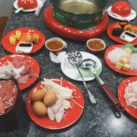 Photo taken at Hot Pot Inter Buffet by เสือ on 1/25/2016