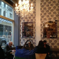 Photo taken at Culture Espresso by JJ C. on 12/27/2012