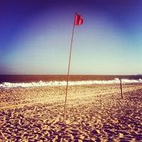 Photo taken at Praia da Barra de Maricá by Aylson M. on 5/11/2013