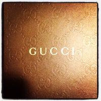 Photo taken at Gucci by Joey A. on 10/14/2013