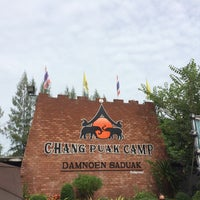 Photo taken at Chang Puak Camp by Karla S. on 8/6/2017