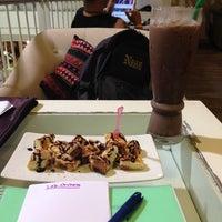 Photo taken at Yoddoi Coffee & Tea by Thanapon C. on 3/18/2014
