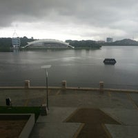 Photo taken at Pusat Maritim Putrajaya by Mohd Zaidi R. on 11/19/2012