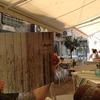 Photo taken at Allegria Restaurant by Eléonore P. on 7/12/2013