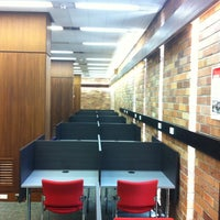 Photo taken at Auchmuty Library - UoN by Stu B. on 1/16/2014