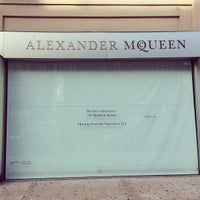 Photo taken at Alexander McQueen by Samuel M. on 9/21/2013