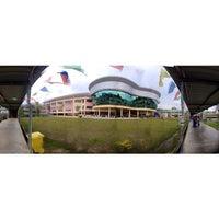 Photo taken at SM Sufri Bolkiah Tutong by maurina h. on 2/16/2014