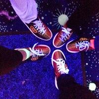 Photo taken at MegaStrike Bowl by maurina h. on 11/10/2015