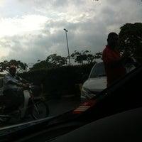 Photo taken at Cyberia Parking C&D by Wan R. on 10/13/2012