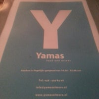 Photo taken at Yamas food & drinks by Guido D. on 5/16/2013