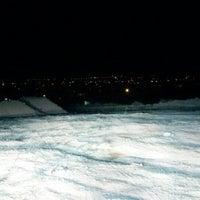Photo taken at moonlight stop by Ahmet Furkan K. on 8/10/2014