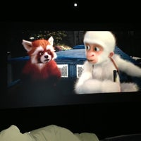 Photo taken at The Space Cinema by Damian R. on 12/22/2012