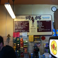 Photo taken at Top Dog by Grant Y. on 4/4/2013