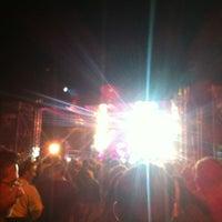 Photo taken at Skatepark Usmate - Bonassodromo by Giordano C. on 9/13/2013
