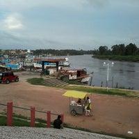 Photo taken at Tracuateua by Naivvy Conceição F. on 2/26/2014