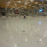 Photo taken at Sharks Ice- South Rink by Chris K. on 9/17/2013