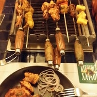 Photo taken at Barbeque Nation by Chris K. on 7/29/2014
