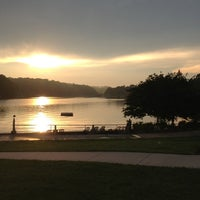 Photo taken at Mariner's Landing the Point by kent v. on 7/20/2013