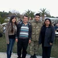 Photo taken at nizamiye alanı by Sefa O. on 2/15/2014