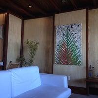 Photo taken at Sala Vip Txai Resort by Marcus Vinicius P. on 5/1/2014