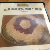 Photo taken at Jake's Diner by Bob C. on 1/2/2013