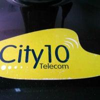 Photo taken at City10 by Leonardo B. on 5/14/2014