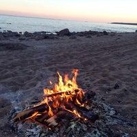 Photo taken at пляж Смолячково by 🎀Elena🎀 on 6/28/2014