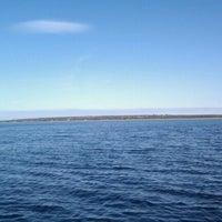 Photo taken at Crooked Lake by Lori A. on 2/4/2013
