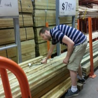 Photo taken at The Home Depot by Chris L. on 7/13/2013