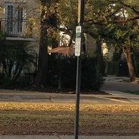 Photo taken at Streetcar Pole 209N by Tiffany R. on 12/15/2012