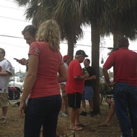 Photo taken at Spall Leonard Reynolds Etc Tailgate by Tiffany R. on 12/9/2012