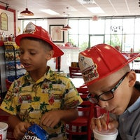 Photo taken at Firehouse Subs by David R. on 7/28/2013