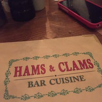 Photo taken at Hams & Clams by Elli P. on 12/2/2016