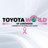 Great ... Photo Taken At Toyota World Of Lakewood By DAS 4. On 10/11/ ...