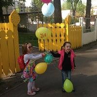 Photo taken at Дитячий садок №256 by Ася С. on 4/30/2014