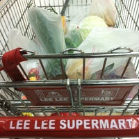 Photo taken at Lee Lee International Supermarket by Sue H. on 2/9/2013