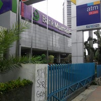 Photo taken at Bank Muamalat - Kantor Pusat by Father Of Ain H. on 1/3/2016