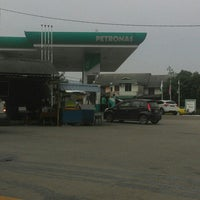 Photo taken at PETRONAS Station by Father Of Ain H. on 5/21/2016