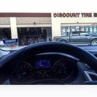 Photo taken at Discount Tire® Store by @tatsnmuscle . on 9/17/2015