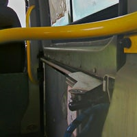 Photo taken at Автобус в пос. «Карасьеозёрский-2» by Konstantin T. on 2/11/2014