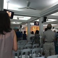 Photo taken at Chapel of Kristus Aman by Eric M. on 6/25/2016