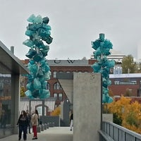 Photo taken at Museum of Glass by Janet Lea H. on 10/28/2012