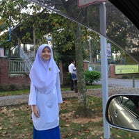 Photo taken at SMK Putrajaya Presint 16(1) by Ellisa 👧🏻 on 1/3/2016