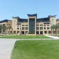 Photo taken at The Westin Abu Dhabi Golf Resort & Spa by Eva E. on 5/11/2013
