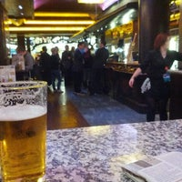 Photo taken at The Flying Horse (Wetherspoon) by Adam S. on 11/28/2012