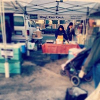 Photo taken at University District Farmers Market by Ben N. on 1/12/2013
