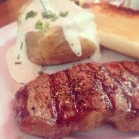 Photo taken at Farmer's Steakhouse by Lars W. on 7/5/2013
