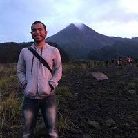 Photo taken at Gunung Merapi by Iskhandar S. on 4/24/2017